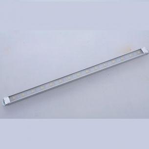 LED-Erweiterungsschiene SHELF-LED im Aluminiumgehäuse, Abstrahlwinkel bis 90° einstellbar