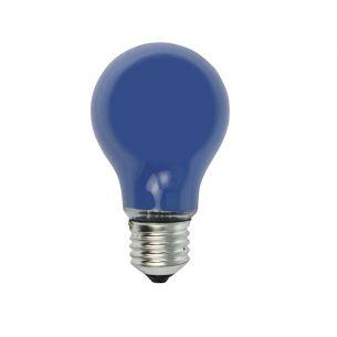 A60 AGL 15 W  E27 Classic A  in Blau 1x 15 Watt, blau