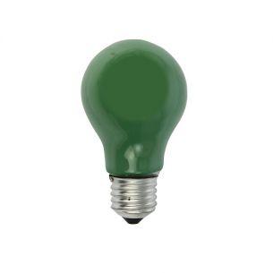 Stoßfestes Leuchtmittel  40 W  E27 Classic A  in Grün 1x 40 Watt, grün