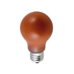 Stoßfestes Leuchtmittel  40 W  E27 Classic A  in Orange 1x 40 Watt, orange
