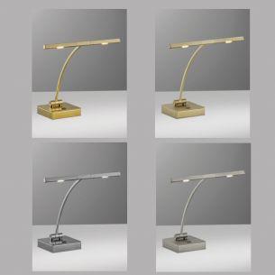 Piano Lounge ideale Klavierlampe mit Power-LED - in vier Oberflächen erhältlich