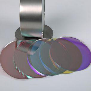 Farbfilter zu PUK in rot, magenta, gelb, blau oder grün