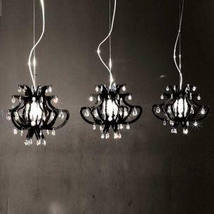 Designer-Pendelleuchte  LILLIBET MINI von SLAMP - Design by Nigel Coates - Ø38cm