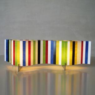 Tischleuchte VENTOPOP von ARTURO ALVAREZ - 2 Längen wählbar