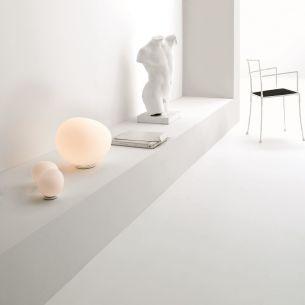 Tischleuchte GREGG TAVOLO Bianco - von FOSCARINI - 3 Größen