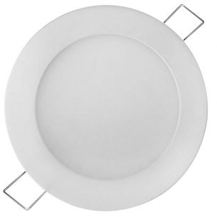 LED-Panel 14,5 cm - Weiß - Inklusive LED 8 Watt - Warmweiß