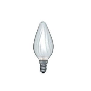 C35 Kerze E14 Flambeau klar - 40W 1x 40 Watt, 40 Watt, 410,0 Lumen