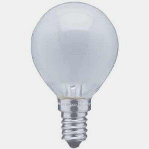 D45 Tropfen matt 7 Watt E14 1x 7 Watt, warmweiß (< 3.500 Kelvin), 7 Watt, 45,0 Lumen, 78,00 mm