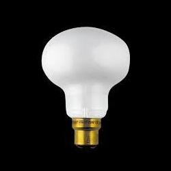 B22 Hammerkopf Glühlampe  60W, 75W oder 100W innenverspiegelt