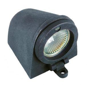 Wandleuchte in Messing antik oder Zink Legierung, Downlight, LED Leuchtmittel geeignet