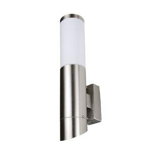Aussenlampe Außenleuchte für Energiesparlampe mit Unterlicht
