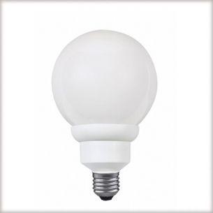 Energiesparlampe Dulux Superstar Globe E27 14W  Durchmesser 12cm  warmton