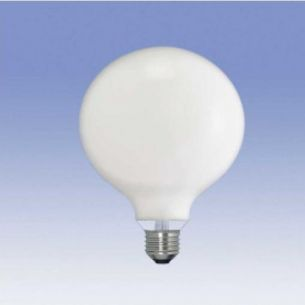 G95 Globe 100W opal weiß 1x 100 Watt, 100 Watt, 1.000,0 Lumen