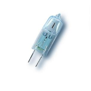 QT 9 Stiftsockel 10 Watt, 12V klar ,Sockel G4 1x 10 Watt, C, 10 Watt, 130,0 Lumen