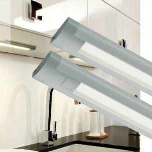 k chen unterbauleuchten unterbaulampen wohnlicht. Black Bedroom Furniture Sets. Home Design Ideas