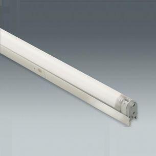 Lichtleiste T5 in Weiß inklusive Leuchtstofflampe