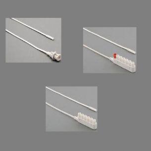 Verlängerungsleitung für Lichtleisten mit 6-fach Verteiler codiert und nicht codiert