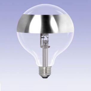 G120, ECO Globe, Ringspiegel-silber, E27, 70 Watt 1x 70 Watt, 70 Watt, 100,00 Watt, 1.050,0 Lumen
