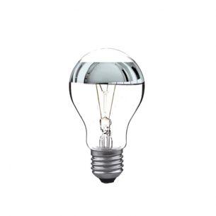 A60-RS E27 Glühlampe Ringverspiegelt in Silber - 40W 1x 40 Watt, 40 Watt, 360,0 Lumen