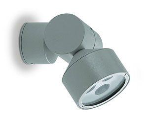 LED Leuchte für den Aussenbereich, hochwertige Materialien