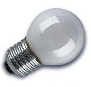 D45 Tropfen 7/10W  Innen mattiert  E27 1x 10 Watt, 10 Watt, 60,0 Lumen