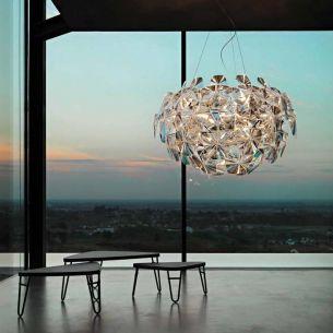 Designer Pendelleuchte HOPE von LUCEPLAN - Ø 110cm - Design Rizzatto und Gomez Paz