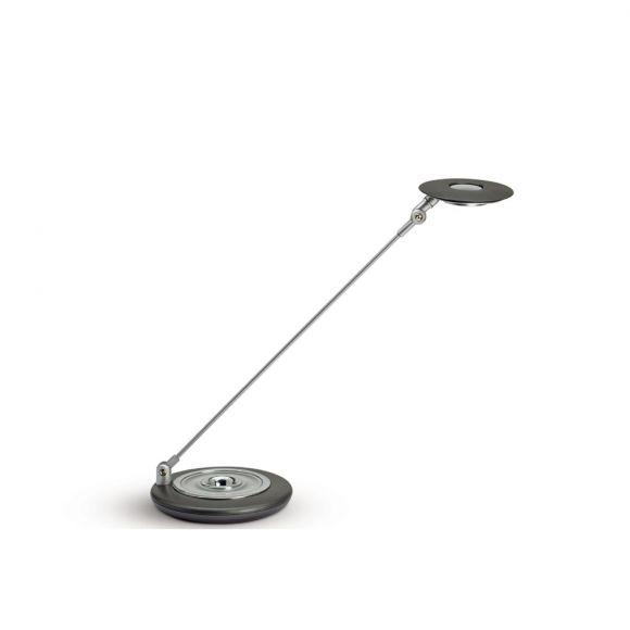 led schreibtischlampe inklusive 9w 490lm dimmbar wohnlicht. Black Bedroom Furniture Sets. Home Design Ideas