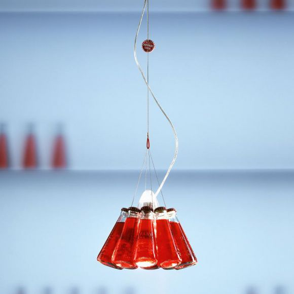 Pendelleuchte Campari Light by Ingo Maurer
