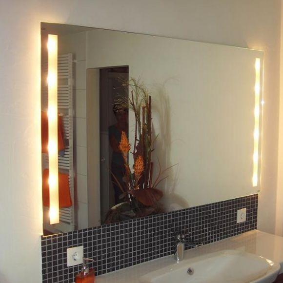 Spiegel FineLine mit seitlicher Prismenabdeckung - verschiedene Größen