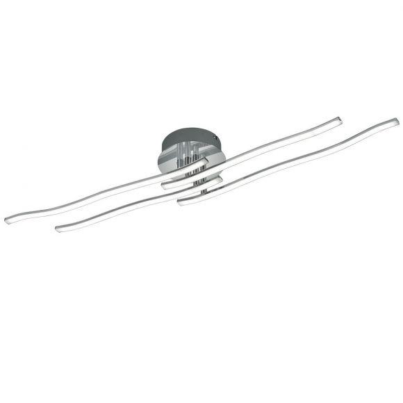 LED Deckenleuchte Catoki 90 cm  WOHNLIC -> Led Deckenleuchte Geschwungen