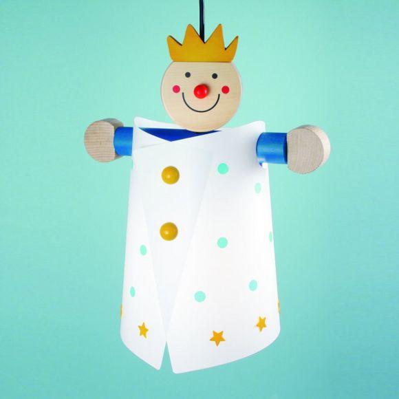 kinderzimmer lampe - ich bin der kleine prinz und erleuchte dein ... - Kinderzimmer Der Kleine Prinz