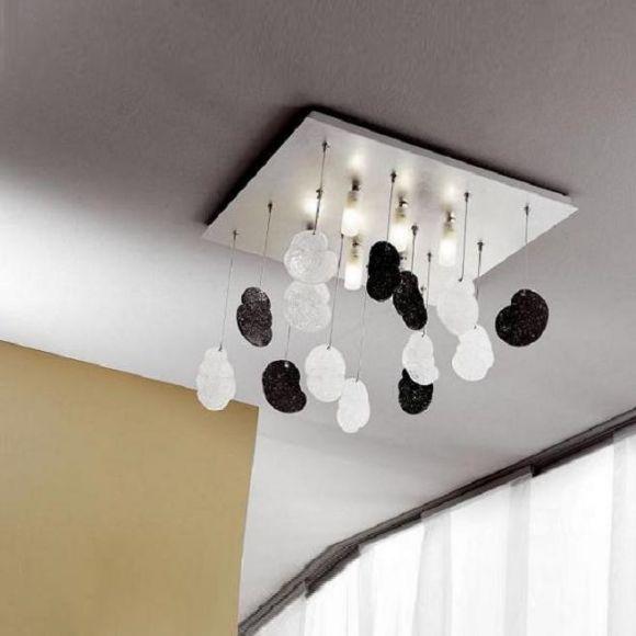 Deckenleuchte , hochwertig und dekorativ 6x40Watt