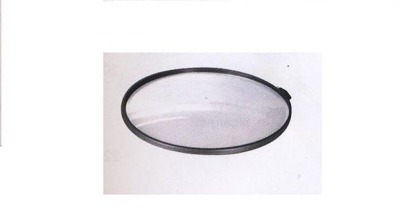 Reflektor Abdeckung 480 zur Pendelleuchte Para  Dome II HQI