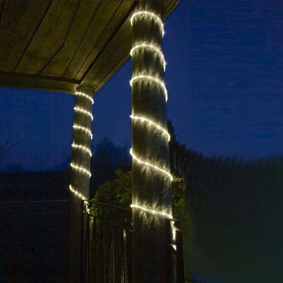 led lichterschlauch f r au en l nge 9 meter wohnlicht. Black Bedroom Furniture Sets. Home Design Ideas
