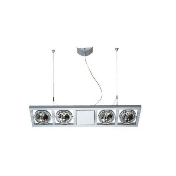 Arbeitsplatzleuchte und Wohnraumleuchte Aixlight Long QRB 111- modernes Design mit Funktionalität