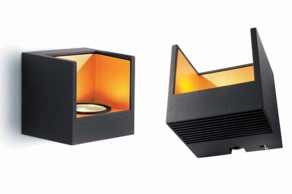 LED Wandleuchte  Power LED 2,5W