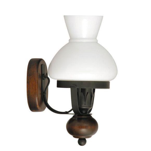 Wandleuchte Petronel  - dekorative Lichtlösung im Petro-Stil für eine gemütliche Atmosphäre