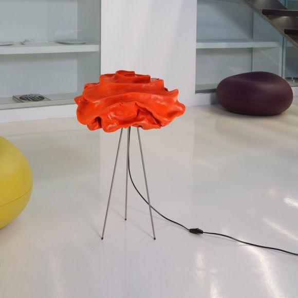 Designer Tischleuchte Nevo - Höhe 70cm - Silikon