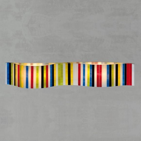 wandleuchte ventopop l nge 58cm f r halogenleuchtmittel wohnlicht. Black Bedroom Furniture Sets. Home Design Ideas