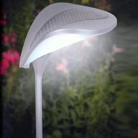 LED Solarleuchte vom Leuchtengestalter Peter Moeller-Jensen