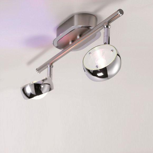 Deckenleuchte mit modernster LED-Technik - Inklusive Citizen LED - 2-flammig