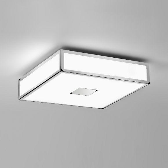Badezimmer deckenleuchte 30 x 30 cm wohnlicht for Badezimmer quadratisch