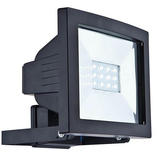 LED Baustrahler mit 12 weißen LEDs, schwenkbar