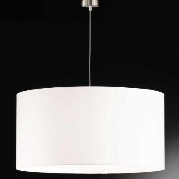 pendelleuchte mit schirm aus chintz wohnlicht. Black Bedroom Furniture Sets. Home Design Ideas