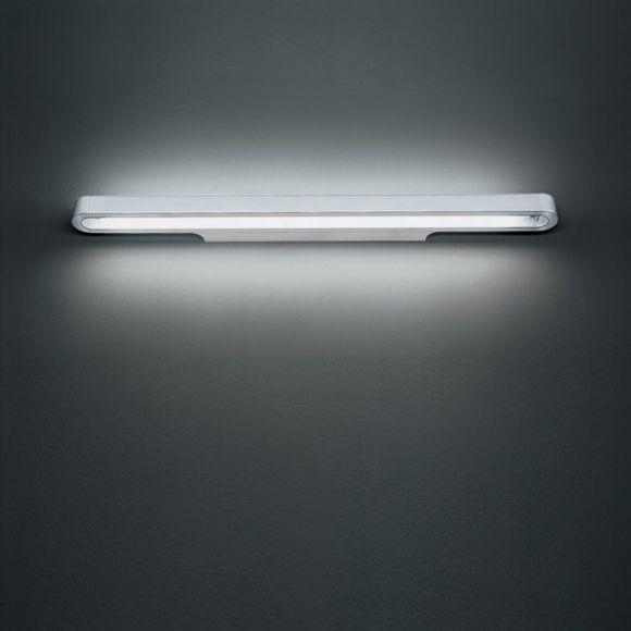 Artemide Talo Parete 120 in Weiß oder Silbergrau wählbar - inkl. 54 Watt Leuchtmittel - 3000K warmweiß