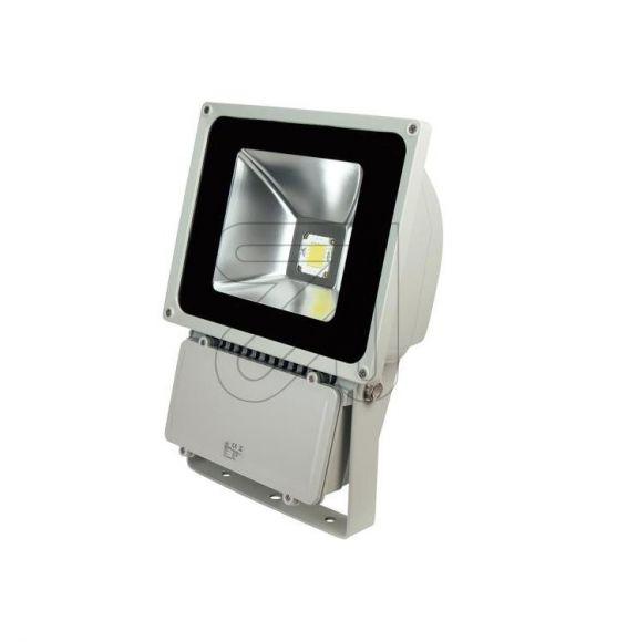 LED-Wandstrahler Claro 80W mit integriertem Netzgerät für 230V Netzanschluss