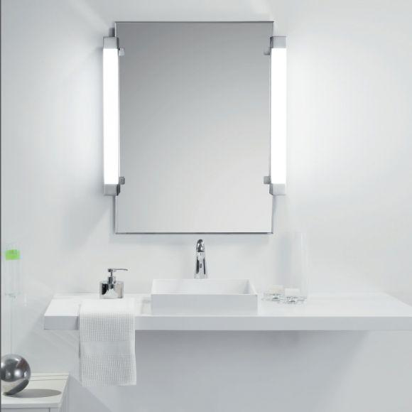 led spiegelleuchte hugo zum klemmen wohnlicht. Black Bedroom Furniture Sets. Home Design Ideas