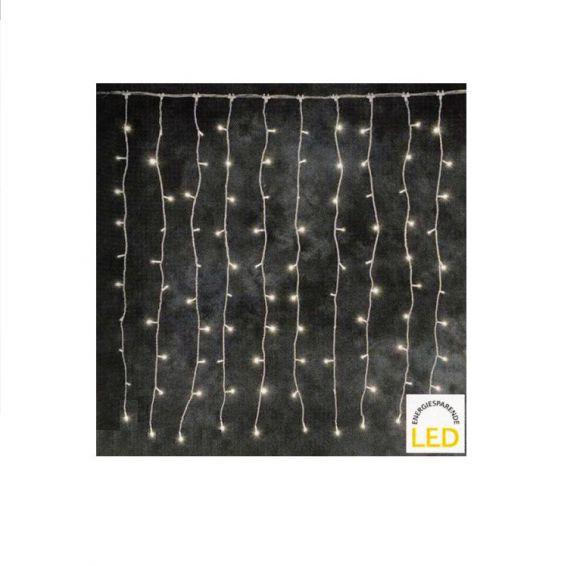 led weihnachtsbeleuchtung lichtervorhang eisregen system. Black Bedroom Furniture Sets. Home Design Ideas