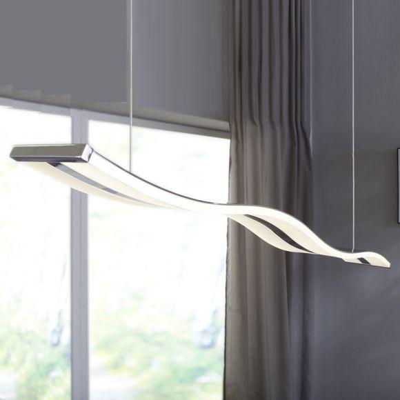 Led Esszimmerlampe Esszimmer Pendelleuchte Led: Led 20w Design Decken  Pendel Leuchte .