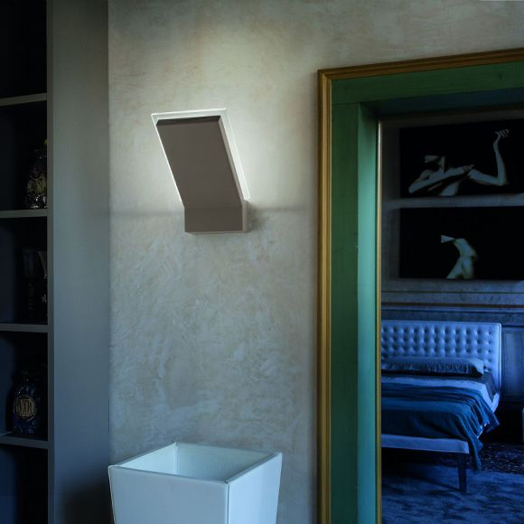 moderne led wandleuchte wandfluter inklusive led platine 16 watt in verschiedenen. Black Bedroom Furniture Sets. Home Design Ideas